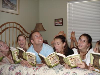 Depressed? Try books!