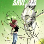 Broken Saviors Issues 1, 2 & 3!